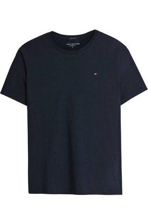 Tommy Hilfiger T-shirt de pyjama droit uni