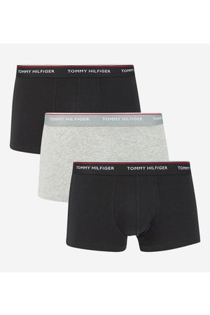 Tommy Hilfiger Lot de 3 shortys unis logotypés