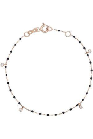 GIGI CLOZEAU Bracelet en or 18ct orné de diamants