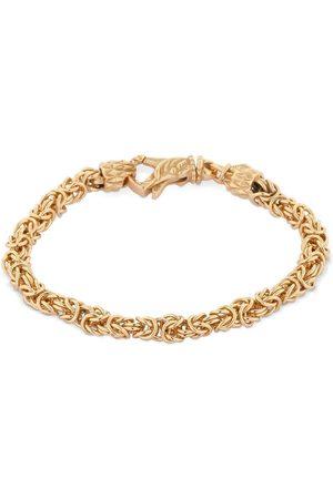 """EMANUELE BICOCCHI Bracelet Chaîne """"bizantine"""""""