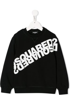 Dsquared2 Sweat à logo miroir en coton