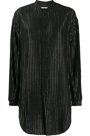 Saint Laurent Blouse à rayures