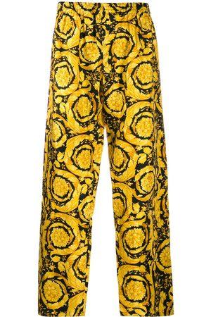 VERSACE Bas de pyjama à imprimé baroque