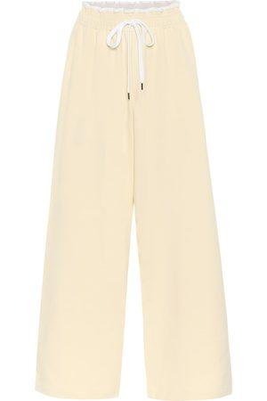 Marni Pantalon de survêtement en coton