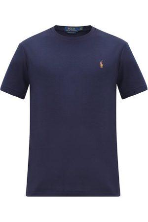 Polo Ralph Lauren Homme T-shirts - T-shirt en jersey de coton à broderie polo