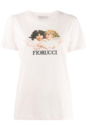 Fiorucci T-shirt Vintage Angels
