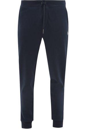 Polo Ralph Lauren Pantalon de jogging en jersey à logo brodé
