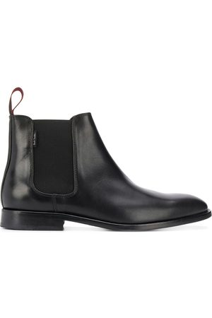 Paul Smith Bottines à empiècements élastiqués