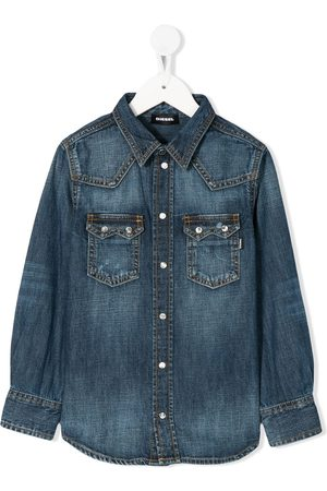 Diesel Slim denim shirt