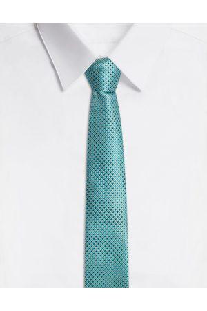 Dolce & Gabbana Cravates et Pochettes - CRAVATE EN SOIE JACQUARD