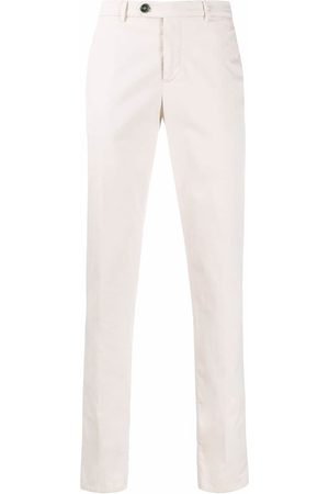 Brunello Cucinelli Pantalon chino slim Classico