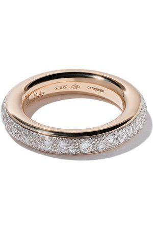 Pomellato Bague Iconica en or rose 18ct et diamants
