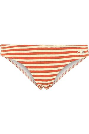 Solid Culotte de bikini The Elle