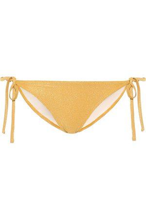 Solid Culotte de bikini The Iris