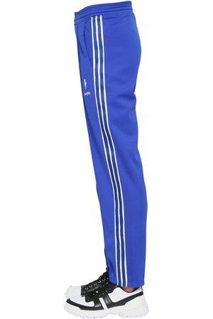 Neil Barrett Homme Pantalons - Logo Techno Jersey Pants