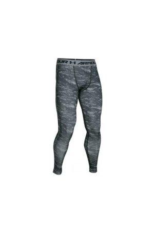 Under Armour Collant de compression Heat Gear Legging Printed pour homme