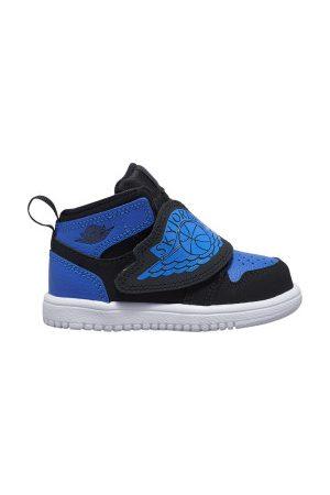 Jordan Chaussure de Basket Air 1 Mid SKY TD pour bébé