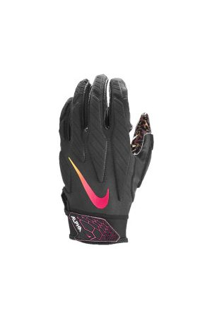 Nike Gants de Football Américain Superbad 5.0 Infrared