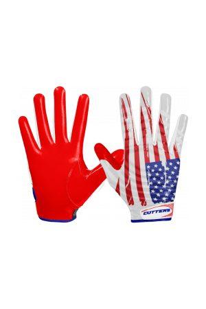 Cutters Gant de football américain S252 Edition Limitée USA pour receveur