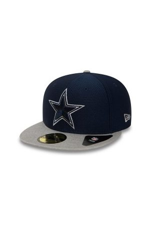 New Era Casquette NFL Dallas Cowboys Dryera Tech 59Fifty Marine