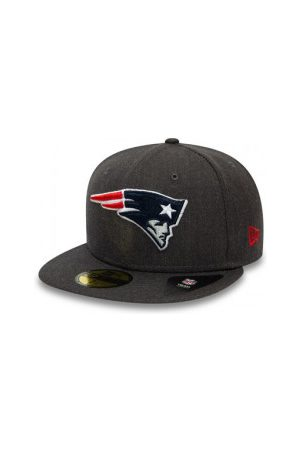 New Era Casquette NFL New England Patriots Heather essential 59Fifty