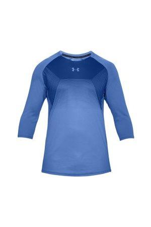 Under Armour T-shirt manche 3/4 Threadborne Vanish pour homme