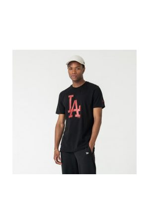 T-Shirt MLB Los Angeles Dodgers New Era Seasonal Team RD pour Homme