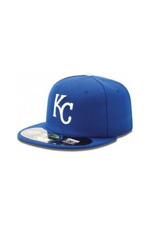 New Era Casquette MLB Kansas City Royals authentic performance 59fifty