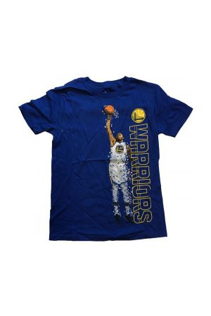 AmazonBasics T-shirt Kevin Durant Golden State Warriors Pixel Player pour enfant