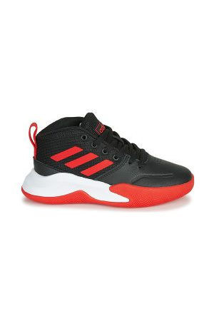 adidas Chaussure de Basketball Ownthegame K Wide red Pour Junior