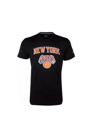New Era T-Shirt NBA New York Knicks team logo pour Homme