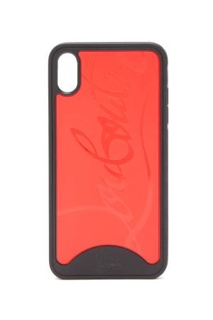 Christian Louboutin Coque Sneakers Loubiphone pour iPhone® X et XS