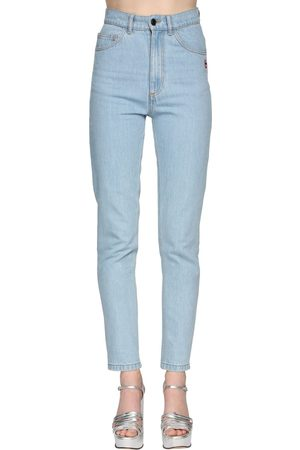 Marc Jacobs High Waist Straight Denim Jeans