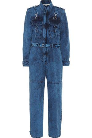Stella McCartney Combi-pantalon en jean