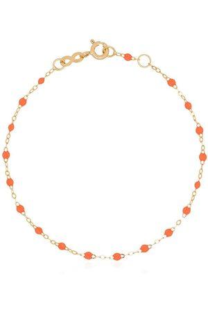 GIGI CLOZEAU Collier en or 18ct à détails de perles