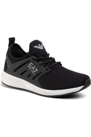 EA7 Sneakers - X8X052 XCC57 00002 Black