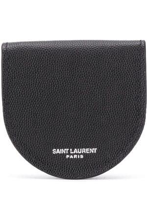 Saint Laurent Homme Portefeuilles - Porte-monnaie à logo