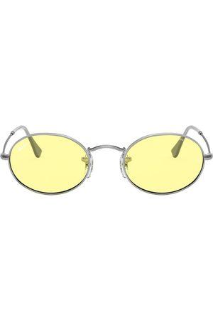 Ray-Ban Lunettes de soleil Oval à verres teintés