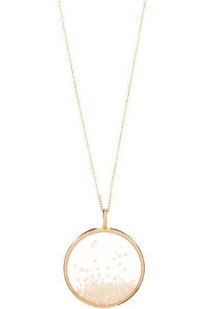 Aurélie Bidermann Collier en 18 carats à perles Chivor large