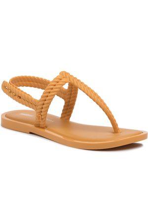 Melissa Femme Sandales - Sandales - Flash Sandal + Salinas 32630 Yellow 50606