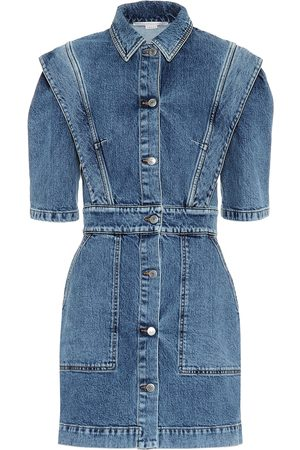 Stella McCartney Robe en jean
