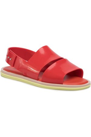 Melissa Sandales - Carbon Ad 32688 Red/Yellow/Beige 53613
