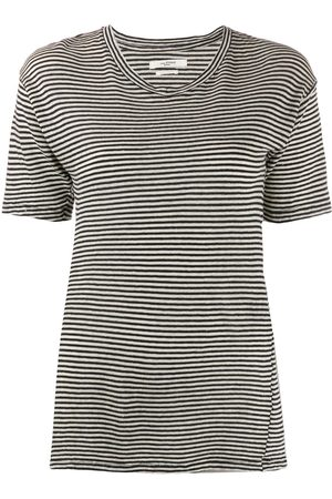 Isabel Marant Femme T-shirts - T-shirt long à rayures