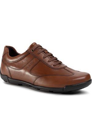 Geox Chaussures basses - U Edgware A U023BA 043BC C6001 Cognac