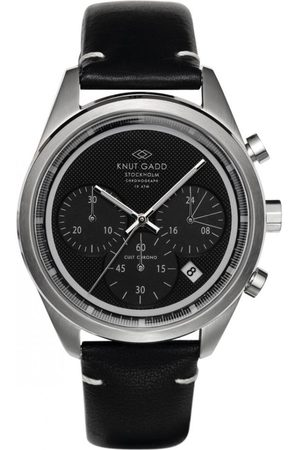 Knut Gadd Montre Cult Chrono K01011 - Montre Chronographe Dateur 41 mm Homme