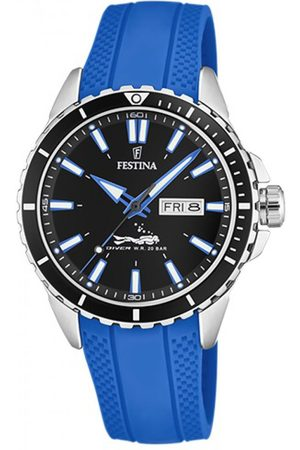 Festina Montre Originals F20378-3 - Montre Dateur Homme