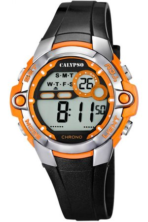 Calypso Montre K5617-4 - Montre Multifonctions Silicone Homme