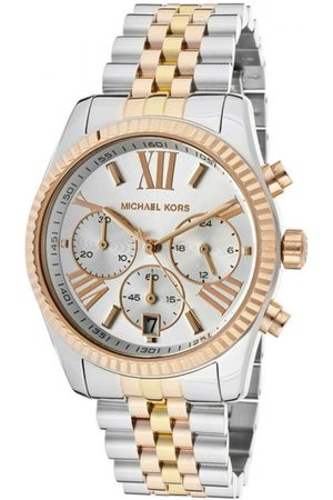 Michael Kors Montres Montre Michael Kors LEXINGTON MK5735 - Montre Quartz Tricolore Mixte
