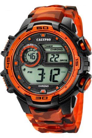 Calypso Montre K5723-5 - Montre Chronographe Homme
