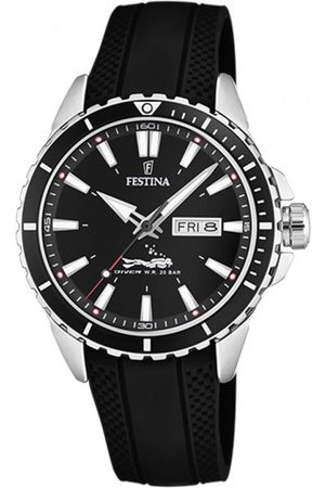 Festina Montre Originals F20378-1 - Montre Dateur Homme